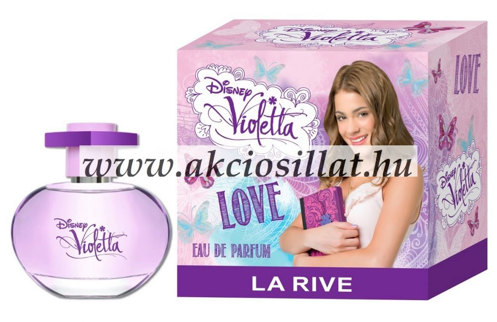 Disney-Violetta-Love-parfum-rendeles-EDP-50ml