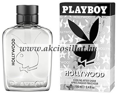 Playboy-Hollywood-after-shave-rendeles-100ml