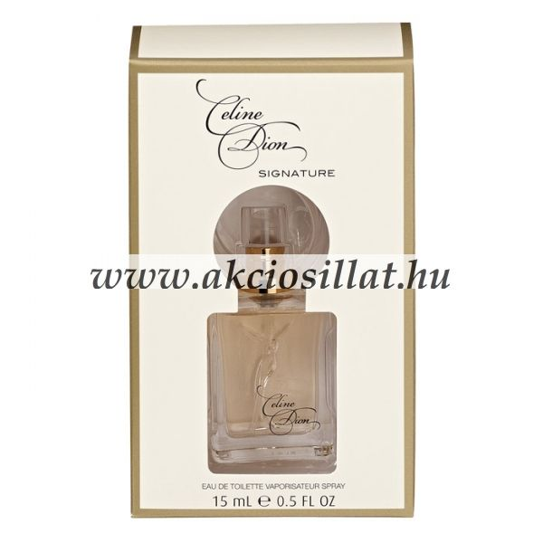 Celine-Dion-Signature-parfum-rendeles-EDT-15ml