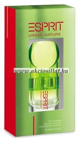 Esprit-Urban-Nature-Women-parfum-rendeles-EDT-15ml