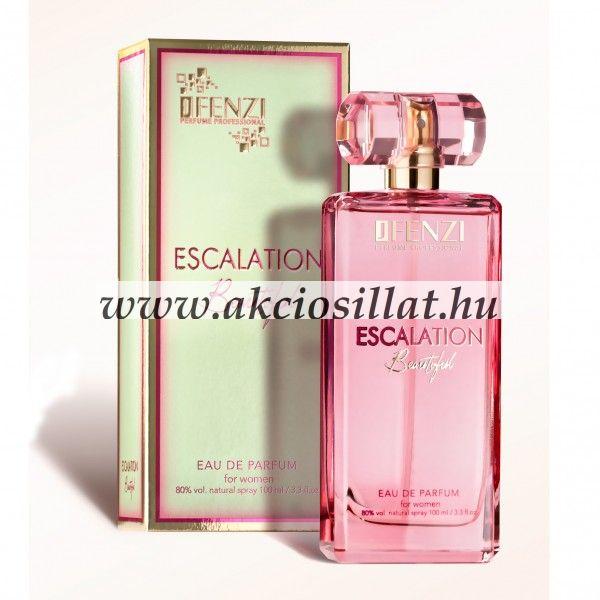 J-Fenzi-Escalation-Beautiful-Escada-Joyful-parfum-utanzat