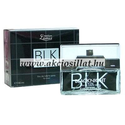 Creation-Lamis-BLK-Blacknight-Bvlgari-Pour-Homme-Soir-parfum-utanzat