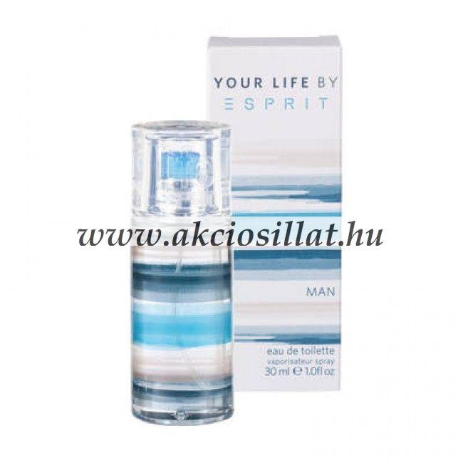 Esprit-Your-Life-Man-parfum-EDT-30ml