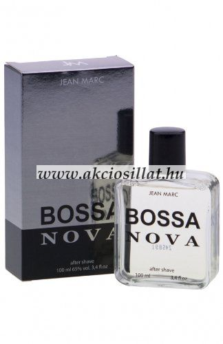 Jean-Marc-Bossa-Nova-Aftershave-Hugo-Boss-Bottled-parfum-utanzat