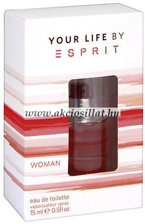 Esprit-Your-Life-Woman-parfum-EDT-15ml