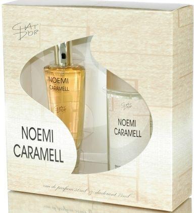 Chat-Dor-Noemi-Caramell-ajandekcsomag-50-75ml