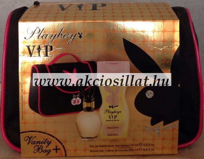 Playboy-Vip-for-Her-edt-75ml-tusfurdo-250ml-taska