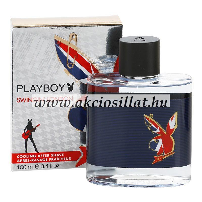 Playboy-London-after-shave-rendeles-100ml