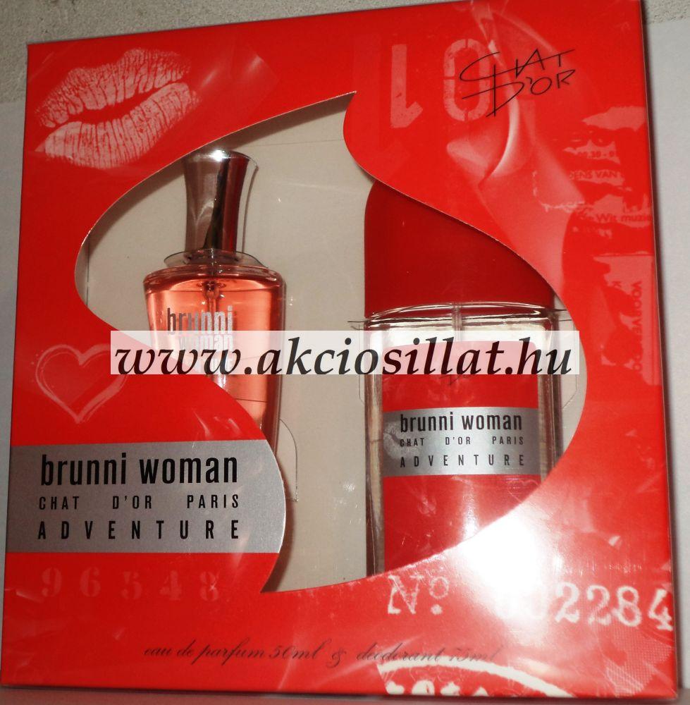 Chat-Dor-Brunni-Adventure-women-ajandekcsomag-50-75ml