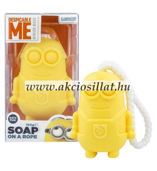Despicable-Me-Minion-szappan-180-g