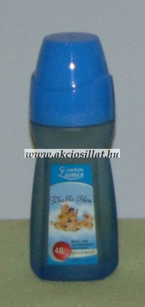 Creation-Lamis-Diable-Bleu-Woman-deo-roll-on-50ml