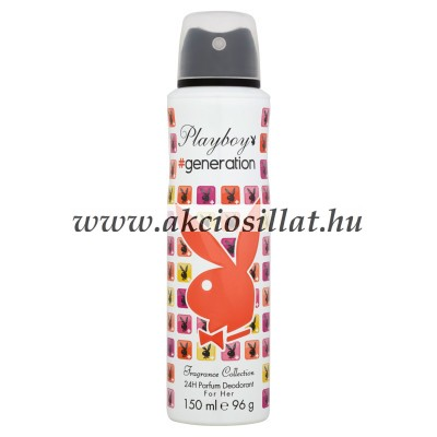 Playboy-Generation-for-Her-dezodor-150ml-Deo-spray