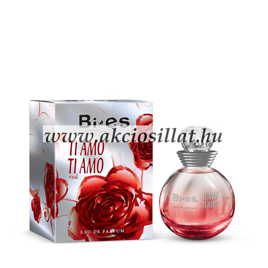 Bi-Es-Ti-Amo-Ti-Amo-Red-Cacharel-Amor-Amor-parfum-utanzat