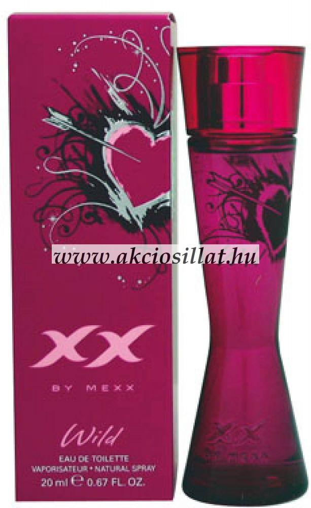 Mexx-XX-Wild-parfum-rendeles-EDT-20ml