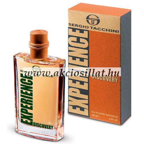 Sergio-Tacchini-Experience-Discovery-parfum-rendeles-EDT-100ml