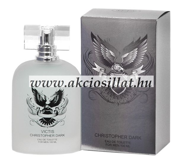 Christopher-Dark-Victis-for-Men-Paco-Rabanne-Invictus-parfum-utanzat