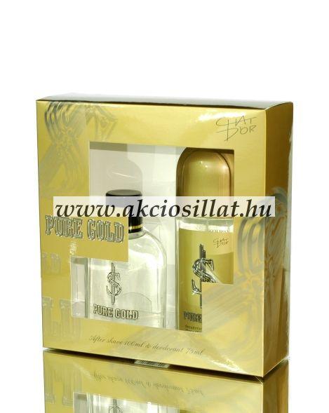 Chat-Dor-Pure-Gold-ajandekcsomag-100-75ml