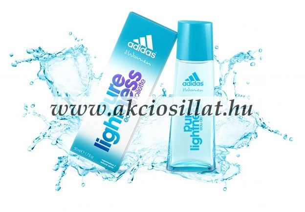 Adidas-Pure-Lightness-parfum-rendeles-EDT-50ml