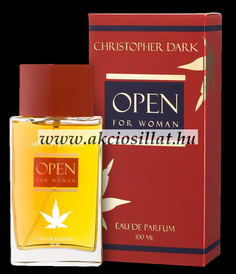 Christopher-Dark-Open-For-Woman-Yves-Saint-Laurent-Opium-parfum-utanzat