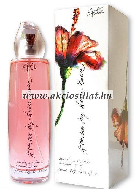 Chat-Dor-Woman-by-Keen-Zone-Kenzo-Flower-parfum-utanzat