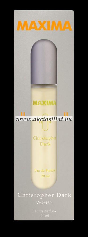 Christopher-Dark-Maxima-Woman-20ml-Mexx-Woman-parfum-utanzat