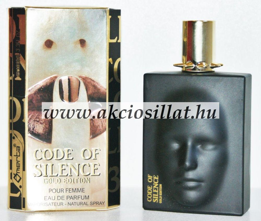 Omerta-Code-of-Silence-Gold-Edition-Chanel-Coco-Noir-parfum-utanzat