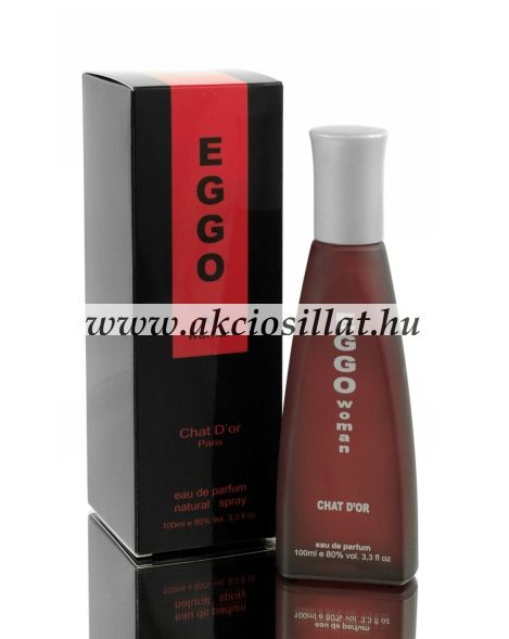 Chat D'or - Eggo Women EDP 100 ml / Hugo Boss - Women