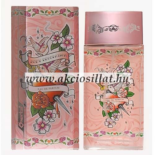Omerta - Body Decoration Women EDP 100 ml / ED Hardy