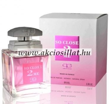 Paris Geneve So Close 2 Me EDP 100 ml / Gucci Gucci II