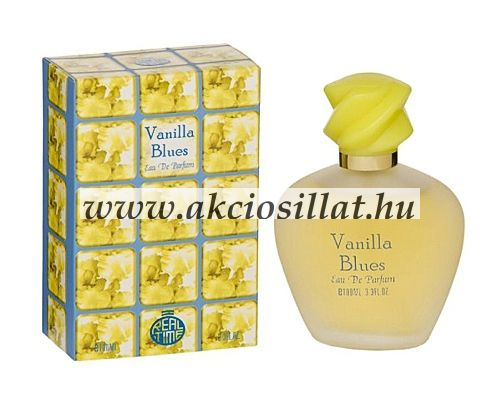 Real Time - Vanilla blues EDP 100 ml / Vanília parfüm