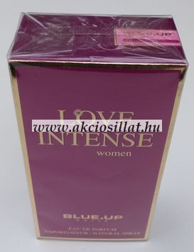 Blue Up - Love Intense EDP 100ml