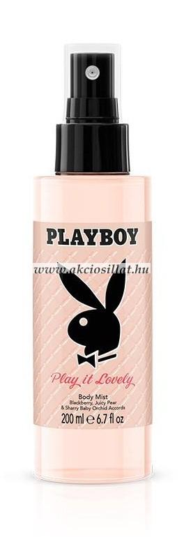 Playboy Play it Lovely testpermet 200ml