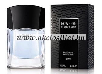 Chic n Glam Nowhere EDT 100ml