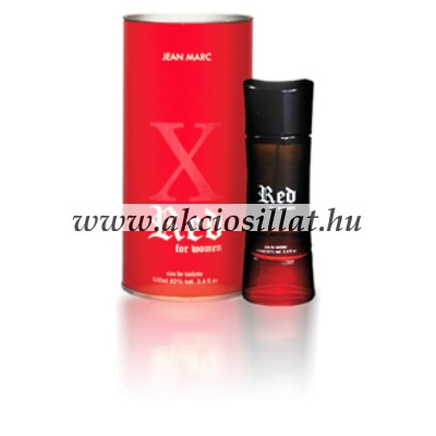Jean Marc - X Red EDP 100 ml