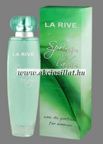 La Rive - Spring Lady EDP 75 ml / Elizabeth Arden - Green Tea