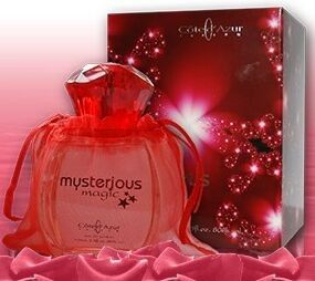 Cote d'Azur - Mysterious Magic EDP 100 ml / Britney Spears - Hidden Fantasy