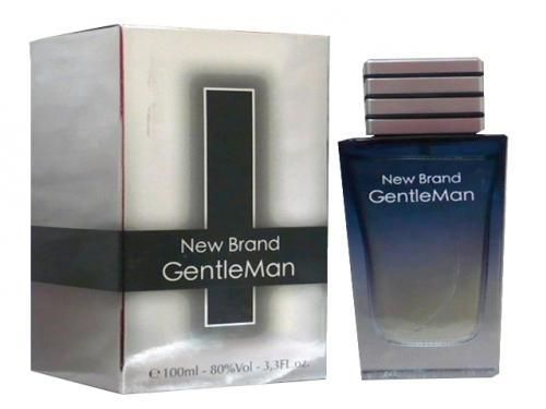 New Brand - Gentleman EDT 100ml / Carolina Herrera - Chic for Men