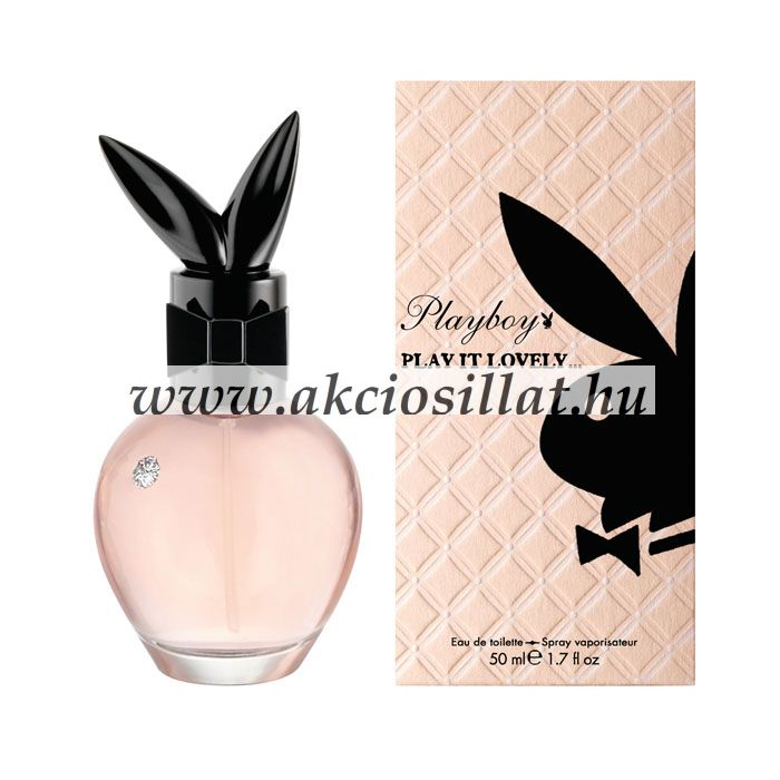Playboy Play it Lovely EDT parfüm 30 ml