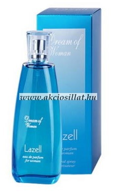 Lazell-Dream-of-Woman-Davidoff-Cool-wate-parfum-utanzat