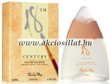 Shirley May - 18th Century EDT 100 ml / Cerruti 1881