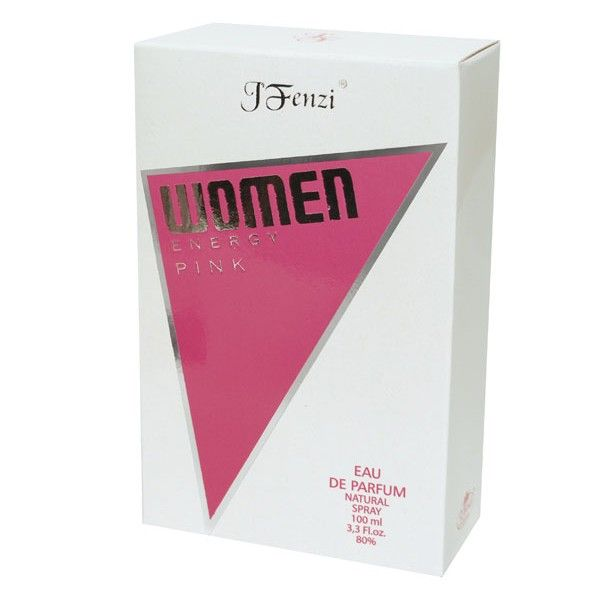 J.Fenzi - Energy Pink Woman EDP 100 ml / Puma - Red Woman