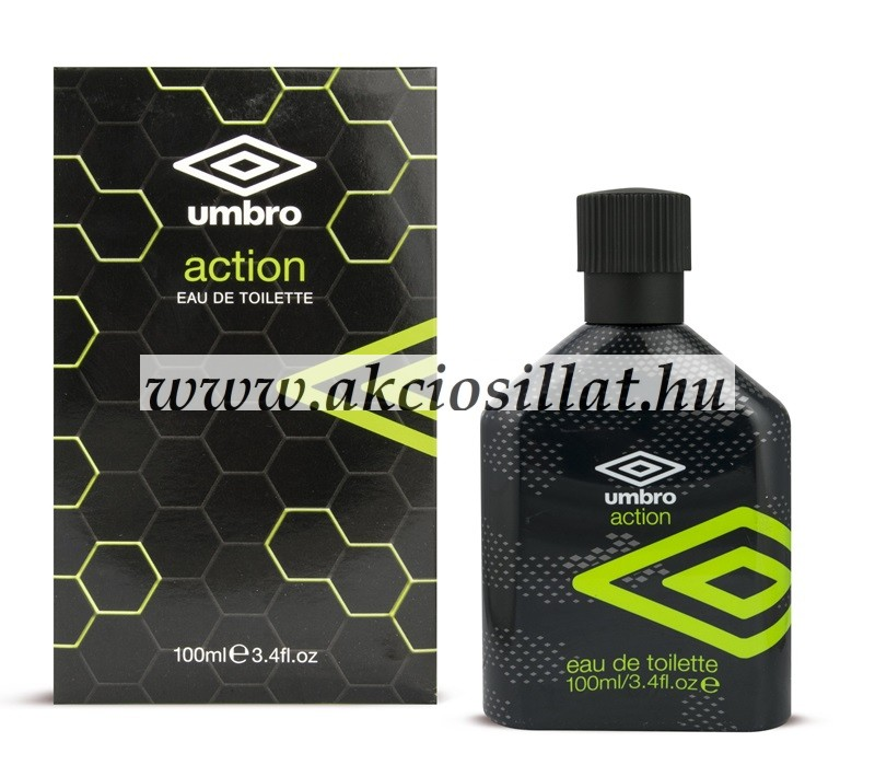 Umbro Action  EDT 100 ml férfi parfüm