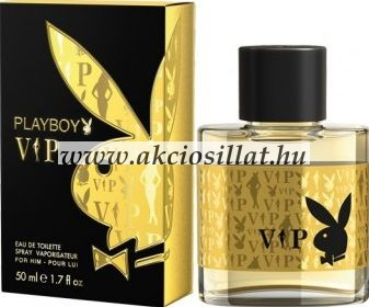 Playboy Vip For Him EDT parfüm 50 ml