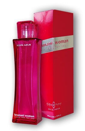 Cote d'Azur - Brunani Rubin Woman EDP 100 ml / Bruno Banani Pure ...