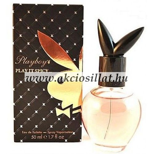 Playboy Play it spicy EDT 50ml