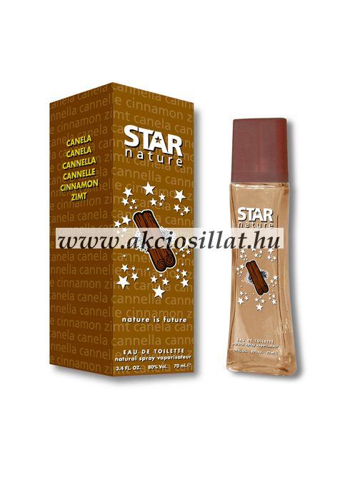 Star Nature - Fahéj EDT parfüm 70 ml
