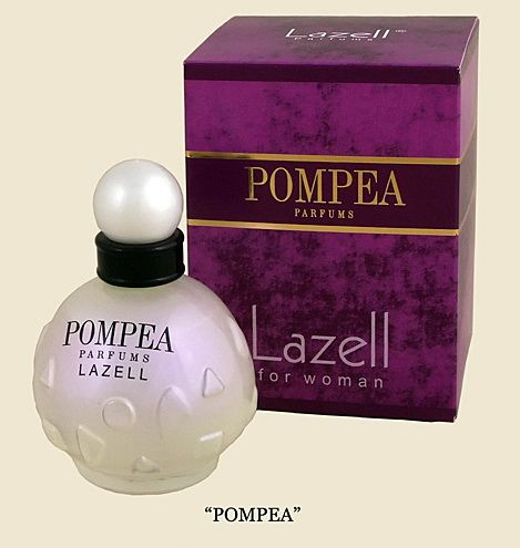 Lazell - Pompea EDP 100 ml / Christian Dior - Pure Poison