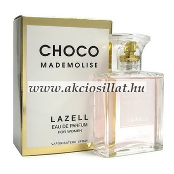 Lazell - Choco Mademolise EDP 100 ml / Chanel - Coco Madamoiselle