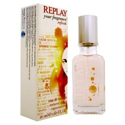 Replay Your Fragrance! Refresh EDT 20 ml női