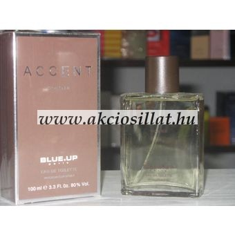 Blue Up - Accent Homme EDT 100 ml / Chanel Allure Homme